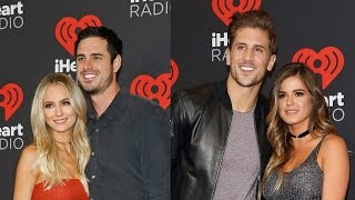 EXCLUSIVE: Ben Higgins and JoJo Fletcher On Their 'Awkward' Double Date With New Fiances