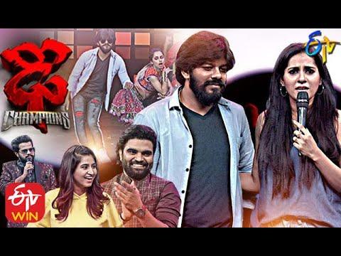 Dhee Champions | 2nd September 2020  | Full Episode | ETV Telugu