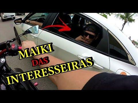 ENCONTREI O MAIKI021 E O EDUKOF NO CARRO CHEIO DE INTERESSEIRAS
