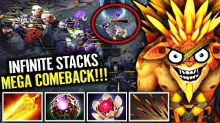 Video Dota 2 Healing machine Bristleback Octarine Core Mega comeback Dota 2 Pro gameplay MP3, 3GP, MP4, WEBM, AVI, FLV Desember 2018