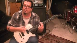 How to play Knife Party by Deftones on guitar by Mike Gross