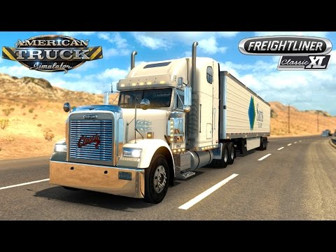 Freightliner Classic XL for ATS v1.0