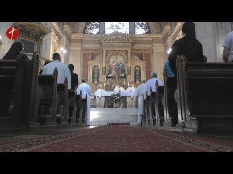 Patron sjemenišne crkve Sv. Ćirila i Metodija u Sarajevu