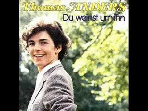 Tekst piosenki Thomas Anders - Du Weinst Um Ihn po polsku