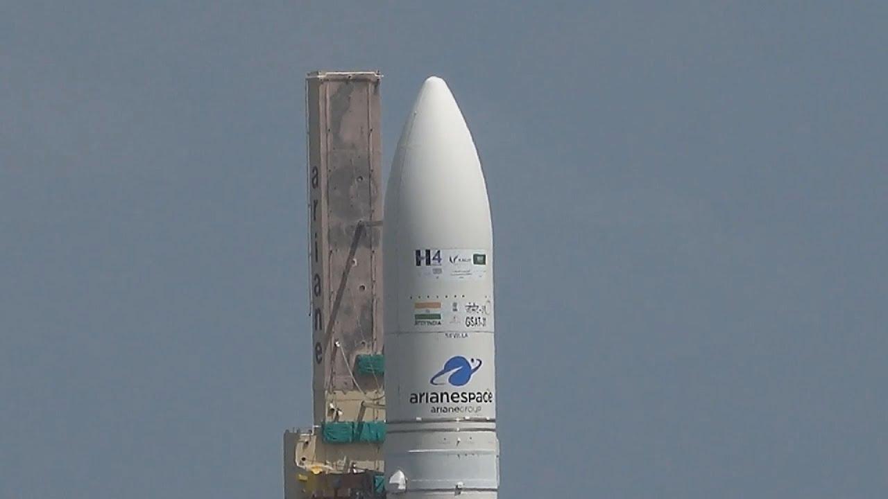 Αποστολή ΑΠΕ-ΜΠΕ: Στην τελική ευθεία για την εκτόξευση του Hellas Sat 4