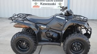 4. $4,999:  For Sale 2011 Suzuki King Quad 400 4X4