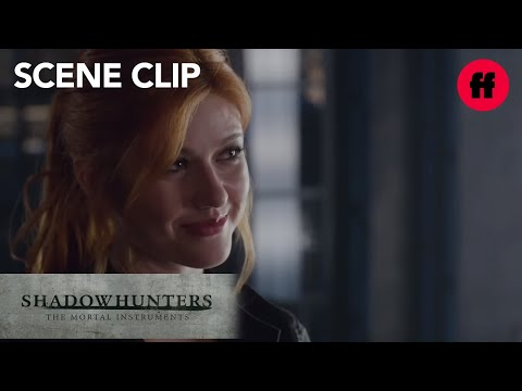 Shadowhunters | Season 1, Episode 6: Clary is Thankful for Jace | Freeform