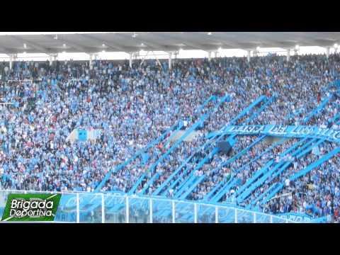 Hinchada de BELGRANO - Belgrano 3 Racing Club 0 - Los Piratas Celestes de Alberdi - Belgrano