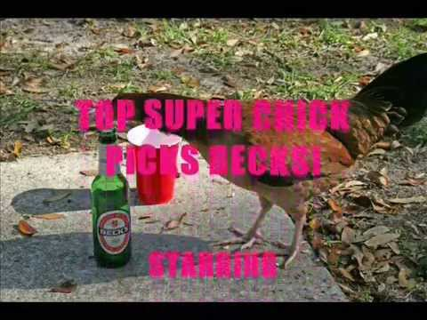 BECKS BEER & NEW SONG PICKED BY TOP SUPER CHICK !
