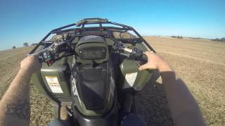 7. 2006 Arctic Cat 500 4x4 Wheelies Go Pro
