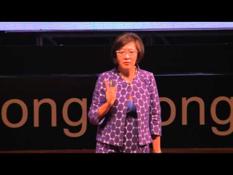 New paradigm for Education in Greater China: Respect and Challenge | Judy Tsui | TEDxHongKongED
