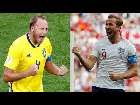 Μουντιάλ 2018: Ραντεβού με την ιστορία για Σουηδία-Αγγλία…