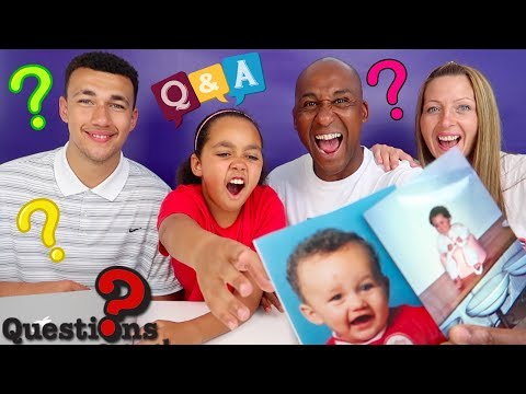 Video Q&A Kids React To Old Photos download in MP3, 3GP, MP4, WEBM, AVI, FLV January 2017