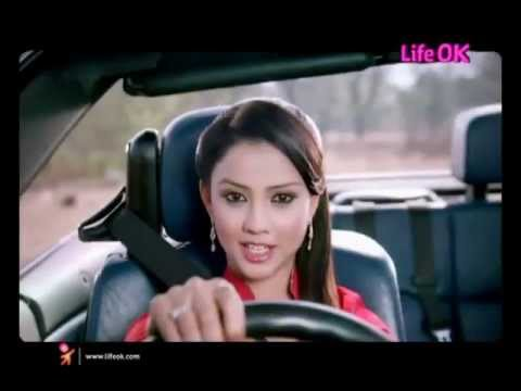 Adaa Khan as Rajkumari Amrit -- coming soon to rule on LIFE OK