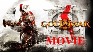 God Of War III: All Cutscenes/ Full Movie