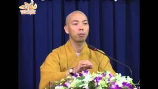 Tuổi Trẻ Và Cuộc Sống - Thầy Thích Quang Thạnh