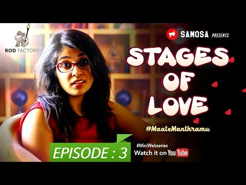 Stages of Love - Episode - 3 - MaateManthramu  - Telugu Web Series - Rod Factory