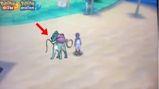 POKEMON SUN AND MOON HOW TO GET SUICUNE ORDER POKEMON SUN OR MOONPokemon Moon Version http://amzn.to/29f15hyPokemon Sun Version http://amzn.to/29f1DnJPokemon Sun and Moon Strategy Guide http://amzn.to/2dWWcvsPokemon Sun and Moon Guide - Fancy http://amzn.to/2e0TTfsMAKE SURE TO HIT THAT LIKE BUTTON AND SUBSCRIBED BECAUSE I HAVE DAILY UPLOADS EVERYDAY.......Enjoy the video? Subscribe!https://www.youtube.com/channel/UCX78... POKEMON SUN AND MOON HOW TO GET SUICUNE(game edited)We have Exclusive Z Moves for new sun and moon pokemon, gameplay, stats, and more in Pokemon sun and Pokemon moon!Official site: http://www.pokemon.comTumblr: http://www.pokemon.tumblr.com►http://pokemonshowdown.com/►http://bulbapedia.bulbagarden.net/wik...►http://pokemondb.net/tools/type-coverage►http://www.serebii.net/ - Pokemon Sun and Moon News Pokemon Sun and Moon Official Version Exclusive Pokemon and New Features Trailerhttps://www.youtube.com/watch?v=q0XUZ...Pokemon Sun and Moon — New Ultra Beasts Trailerhttps://www.youtube.com/watch?v=nQwpL... Pokémon Sun & Moon's first Mythical Pokémon, Magearna, is now available! We walk you through how to get it as well as show off its Pokédex entry and Pokémon Refresh animations!Pokemon Generations Trailerhttps://www.youtube.com/watch?v=4HBix...DO NOT TRY THIS WITH YOUR UNMODIFIED GAME. IT WONT WORK!ROM HACK OF Pokemon Sun and Moon / Game files have been edited to showcase the changes.Its not real in the game. Its a HACK for viewing and enjoyment.Its done for fun. MEWNIUM Z is HERE!! NEW Gen 7 PokéBank Update! - Pokemon Sun and Moon pokemon sun and moon mewDisclaimer:Pokemon is owned by Gamefreak, Creatures inc, Pokemon Company and Nintendo.I am using the game and recording the footage with a 3DS video capture divice.Reaction, education information and live commentary is recorded alongside it. Where to catch MewtwoThe Pokemon Sun and Moon Datamine of the full game is getting crazy! Stats, Movesets, and Abilities for all of the new Pokemon in Pokemon s