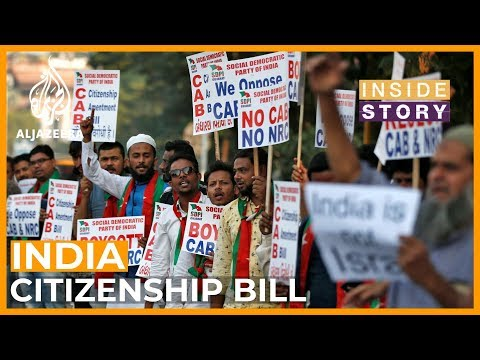Is India's proposed citizenship law anti-Muslim?
