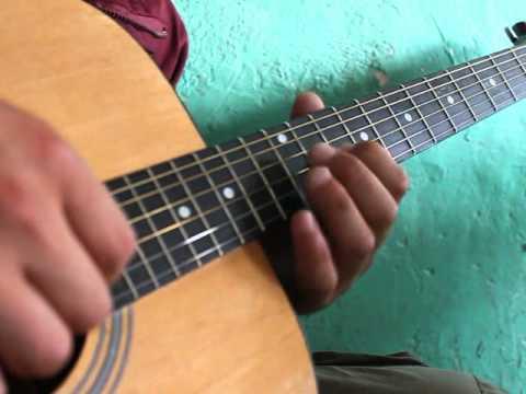 Mongolian guitar songs