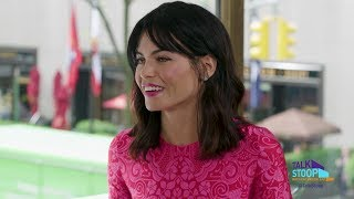 The actress and dancer stops by the stoop and dishes on her role as host and mentor on World of Dance, meeting her future-husband Channing Tatum during a bad audition and admits she is not really sure she knows what her Balinese tattoo says.