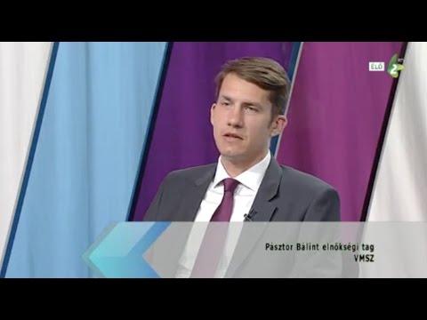 Fókuszban - Vendégek: Pásztor Bálint és Kókai Péter-cover
