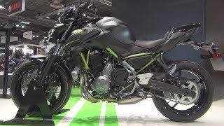 5. Kawasaki Z650 (2019) Exterior and Interior