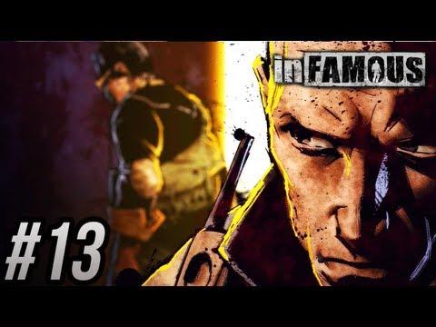 "inFAMOUS - Episode 13 ""Prison Break"" (Good Karma / Platinum Guide)"