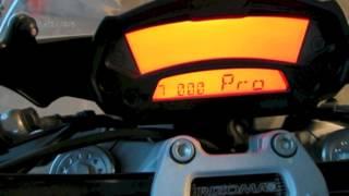 9. 2009 Ducati Monster 696 - Keys Programming