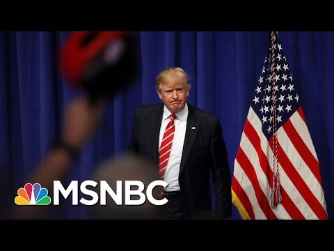 President Trump's Approval At Record Low: 'This Is Just Self Destruction' | Morning Joe | MSNBC