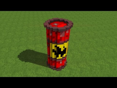 Blockstorm Explosive Barrel