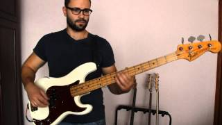 Download Lagu Fender Precision Bass 1973 Vintage review Mp3