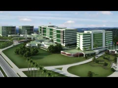 Novo Mundo Empresarial | Reserva do Paiva | Odebrecht Realizações