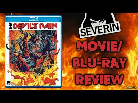 THE DEVIL'S RAIN (1975) - Movie/Blu-ray Review (Severin Films)