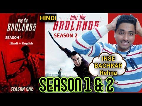 Into the badlands Season 1 & Season 2 Review In hindi by Rasheed Shaikh|ARHAAN ENTERTAINMENT.