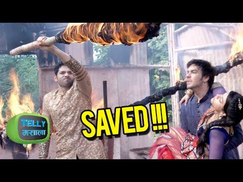 Watch: Dhruv & Bihaan Save Thapki From Fire | Thap