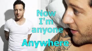Fan made lyric video for Anywhere - taken from Matt Cardle's Album