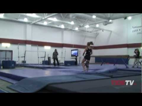 Alabama Gymnastics All Access: 2011 Ghosts and Goblins