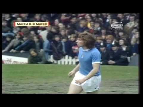 Man United 0-1 Man City 1973-74 (Law backheel)