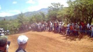 Motocross Chiquimula Guatemala Categoria 450cc Parte 3