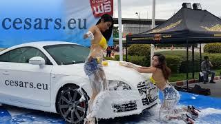 Cesars Secrets Promotion Car Autowäsche