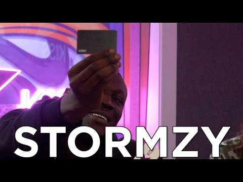 STORMZY TALKS BLINDED BY YOUR GRACE PT. 2, BLACK CARDS & MORE @Stormzy1 @KissFMUK