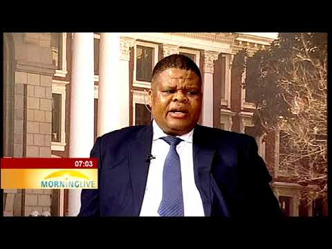 Energy supply must be available and affordable all the time: Mahlobo
