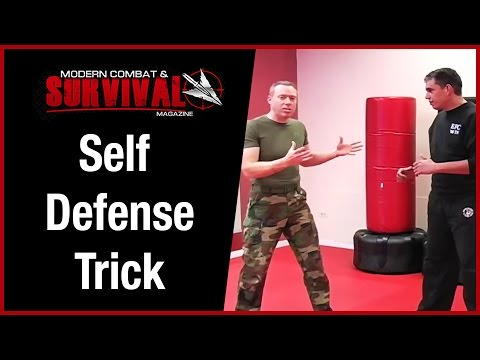 Preemptive Strike Tactical Self Defense Trick
