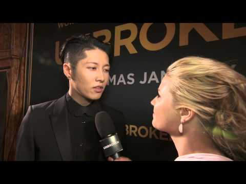"Unbroken: Miyavi ""The Bird"" Australian World Premiere Movie Interview"