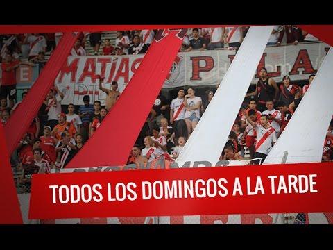 Todos los domingos a la tarde - Los Borrachos del Tablón - River Plate