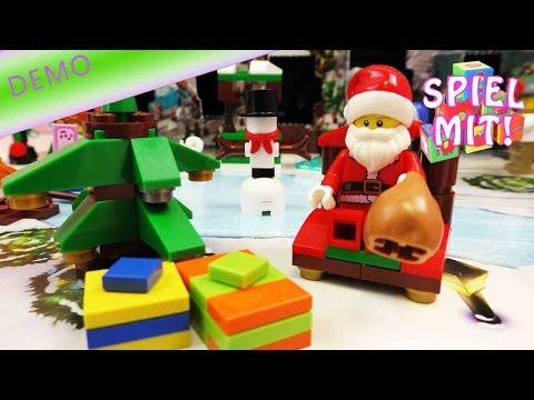 Lego City Adventskalender 2015 Demo - Wir öffnen alle 24 Türchen!
