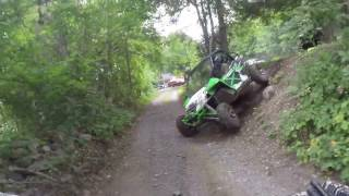 8. Arctic Cat Wildcat 1000 X, in personal view