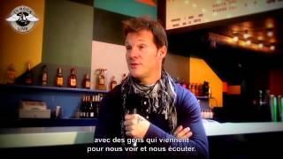 Fozzy - Interview Chris Jericho - Paris 2012