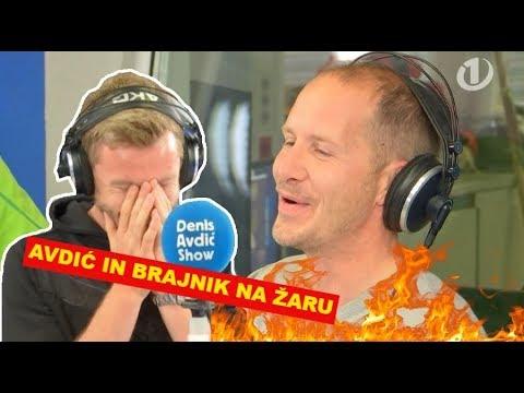 VIDEO: Avdić in Brajnik sta se brez milosti ''napadla'' z besedami! Kdo je bil bolj žaljiv?